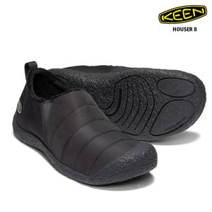 KEEN キーン ハウザー ツー HOUSER II BLACK/STEEL GREY メンズ スニーカー 靴 登山 ハイキング キャンプ アウトドア 男性用