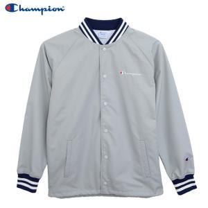 CHAMPION スナップジャケット 17SS アクションスタイル チャンピオン C3-K605 040 コーチジャケット|eshop