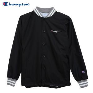 CHAMPION スナップジャケット 17SS アクションスタイル チャンピオン C3-K605 090 コーチジャケット|eshop