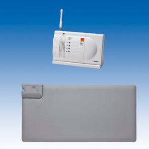 竹中エンジニアリング ワイヤレス 徘徊お知らせお待ちくん(離床センサー) 卓上型受信機セット HW-M48(T) TAKEX|eshopmtc