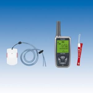 竹中エンジニアリング  緊急呼出しセット ペンダント型送信機・携帯型受信機セット EC-2P(KE) TAKEX|eshopmtc