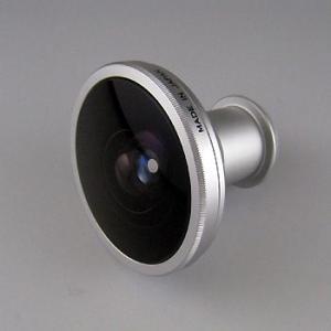 コンパクトデジタルカメラ用 魚眼レンズ IDF-3|eshopmtc
