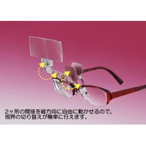 メガネ用クリップルーペ CW-25A|eshopmtc|12