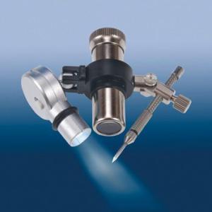 とげ抜き ライト&レンズ付き(ルーペ付き) ピン型安全トゲヌキ ST-160LL|eshopmtc