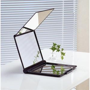 三面鏡 卓上式三面鏡スリーウェイミラー A4-M6|eshopmtc|02