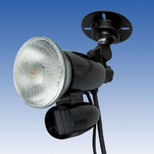 竹中エンジニアリング 人感ライト(センサー付きライト) LC-12CS(プラグ式配線・無電圧接点出力付・フランジ付) TAKEX (即日出荷対応) eshopmtc