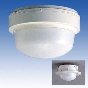竹中エンジニアリング パッシブセンサー(パッシブ型遠赤外線式) PA-8100(ラウンド警戒用) TAKEX|eshopmtc