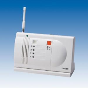 竹中エンジニアリング 卓上型受信機(小電力型) HC-350 TAKEX|eshopmtc