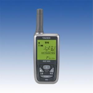 竹中エンジニアリング 携帯型受信機 4周波切替対応型 RXF-60K TAKEX|eshopmtc