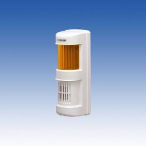 竹中エンジニアリング 黄色フラッシュ・サイレン付き受信機 EXR-25YF(4周波切替対応型) TAKEX|eshopmtc