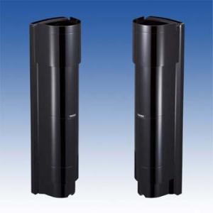 竹中エンジニアリング 赤外線センサー PXB-100F[近赤外線ビーム遮断方式(4段ビーム同時遮断方式)(屋外100m以内)] TAKEX eshopmtc