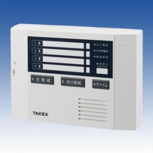 竹中エンジニアリング コントローラ C-804(4回線用) TAKEX|eshopmtc