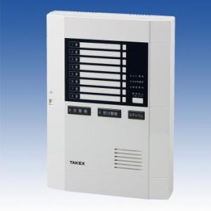 竹中エンジニアリング コントローラ C-808 AC100V 8回線用 TAKEX|eshopmtc
