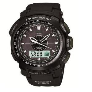 [カシオ]CASIO 腕時計 PROTREK  RM SERIES 電波ソーラー時計 MULTIBAND6 PRW-S5100-1JF メンズ