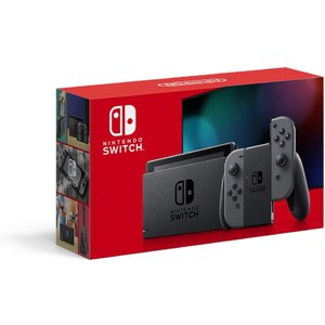おうち時間 ニンテンドースイッチ 本体 Nintendo Switch (L)/(R)グレー バッテ...