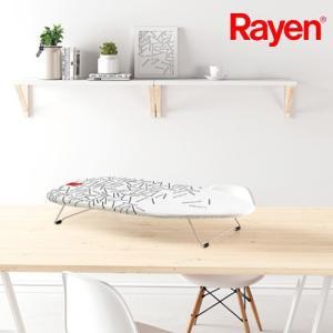 【Rayen】アイロンボード デスクトップ ライン (W73.5×D31.5cm)|esmile-y