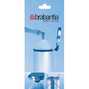 【20枚入り×12個】【brabantia】 ブラバンシアペダルビン ゴミ袋20L スリム用【F】|esmile-y