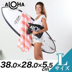 【ALOHA COLLECTION】 アロハコレクション 撥水ポーチ オリジナル・アロハ 【サイズ:L】 - The Original Aloha -|esmile-y