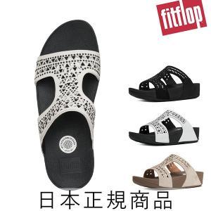 [サマーセール]【fitflop】 フィットフロップ CARMEL SLIDE (カーメル スライド)|esmile-y