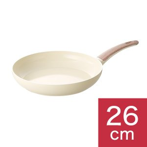 【GREEN PAN】 グリーンパン ウッドビー フライパン 26cm|esmile-y