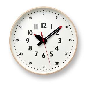 【Lemnos】 レムノス fun pun clock (YD14-08M)|esmile-y|02