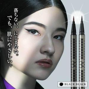 ATSUSHI NAKASHIMA Cosme  ニブ リクイドアイライナー ブラックブラック リキッド 落ちない なめらか 長持ち 防水 速乾 防汗 にじまない 送料無料|esmile-yh