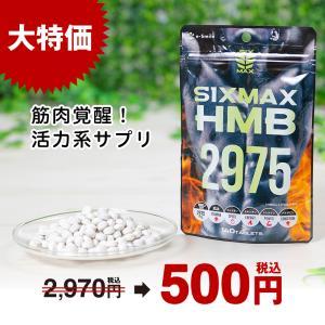HJMB サプリ サプリメン  筋トレ プロテイン  SIXMAXHMB2975 送料無料 メール便 esmile-yh