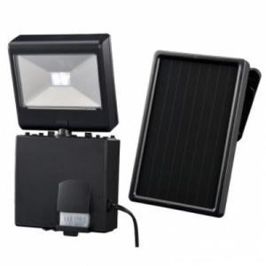 オーム電機 ソーラーLEDセンサーライト|esndirect