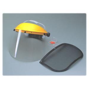 刈払い作業用フェースプロテクター 草刈り用 安全対策 防護 セーブ・インダストリー|esndirect