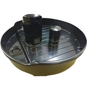 直径:600mm・重量:1.7kg・容量:20L・適用ドラム缶口用サイズ:Ф57mm・材質:ポリエチ...
