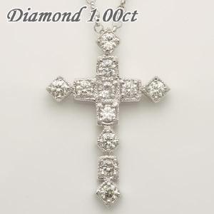 1.00ctダイヤモンドペンダントネックレス ホワイトゴールド(rv-3040-wh)|espoir2006