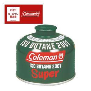 コールマン(Coleman) 純正イソブタンガス燃料(Tタイプ)230g 5103A200T ガスカートリッジ