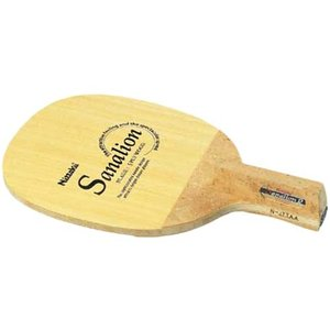 ニッタク(Nittaku) サナリオン R(SANALION R) NE6651 卓球ラケット 未張り上げ ペンホルダー esports