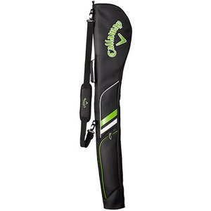 キャロウェイ(Callaway) スポーツ クラブケース Sport Club Case 17 JM ブラック/グリーン ゴルフ 用品|esports