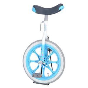 ユニサイクル 子供用 一輪車 18インチ ブルー 4907 サイクル 学校 体育 キッズ バランス|esports