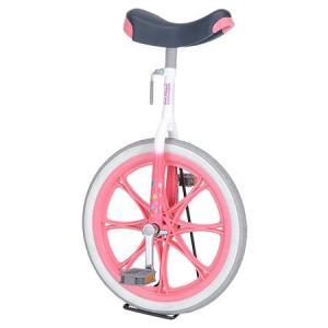 ユニサイクル 子供用 一輪車 16インチ ピンク 4903 サイクル 学校 体育 キッズ バランス|esports