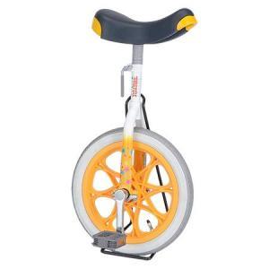 ユニサイクル 子供用 一輪車 14インチ オレンジ 4902 サイクル 学校 体育 キッズ バランス|esports