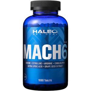 ハレオ(HALEO) MACH6(マッハ6) 1080粒 アミノ酸サプリメント