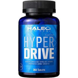 ハレオ(HALEO) ハイパードライブ V2 360粒 アミノ酸サプリメント esports