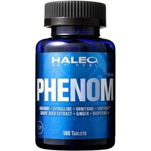 ハレオ(HALEO) フェノム(PheNOm) 180タブレット 0600231 アミノ酸 アルギニン シトルリン オルチニン OCAA esports