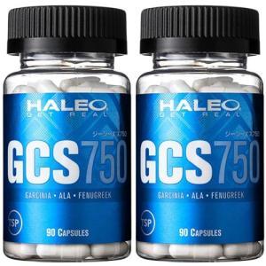ハレオ(HALEO) GCS750 90カプセル 2個セット カーボローディング esports