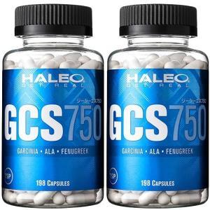 ハレオ(HALEO) GCS750 198カプセル 2個セット カーボローディング/ダイエット esports