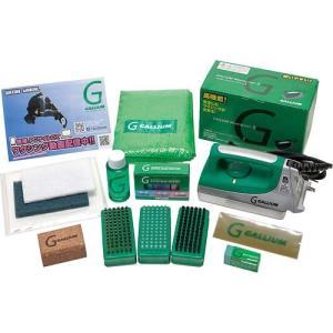 ガリウム(GALLIUM) Trial Waxing Box(トライアルワクシングボックス) JB0004 チューンナップ用品 ワックスセット|esports