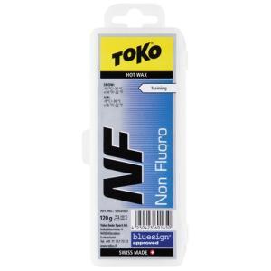 トコ(TOKO) NF ブルー 120g スキーワックス 5502003 ワックス チューンナップ ケアプロダクト ボードワックス esports