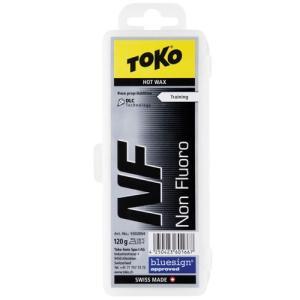 トコ(TOKO) NF ブラック 120g スキーワックス 5502004 ワックス チューンナップ ケアプロダクト ボードワックス esports
