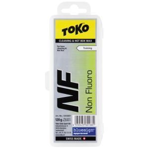 トコ(TOKO) NF ホットボックス&クリーニング 120g スキーワックス 5502007 ワックス チューンナップ ケアプロダクト ボードワックス esports