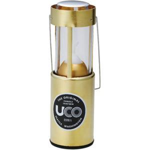 ユーコ(UCO) キャンドルランタン ブラス 24350 キャンプ アウトドア ランタン ランプ キ...