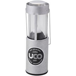 ユーコ(UCO) キャンドルランタン アルミ 24353 キャンプ アウトドア ランタン ランプ キ...