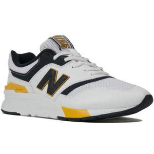 4f0169680d6c4 ニューバランス(New Balance) メンズ スニーカー ホワイト/ネイビー CM997H DL D スポーツ カジュアル シューズ 運動靴