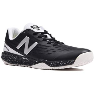 ニューバランス(New Balance) メンズ テニスシューズ オールコート ハードコート ブラッ...